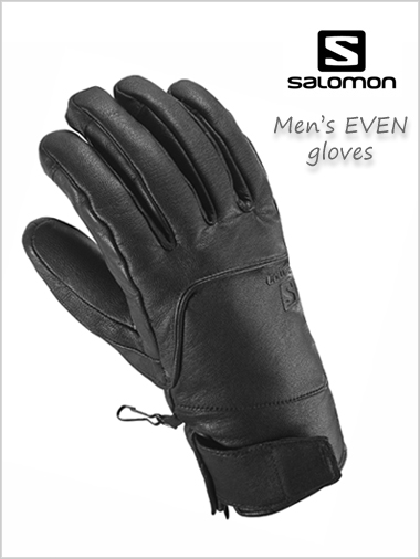 EVEN mens leather gloves