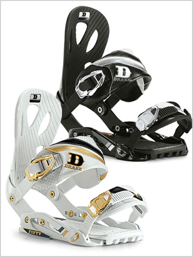 Original Fifty - mens snowboard bindings