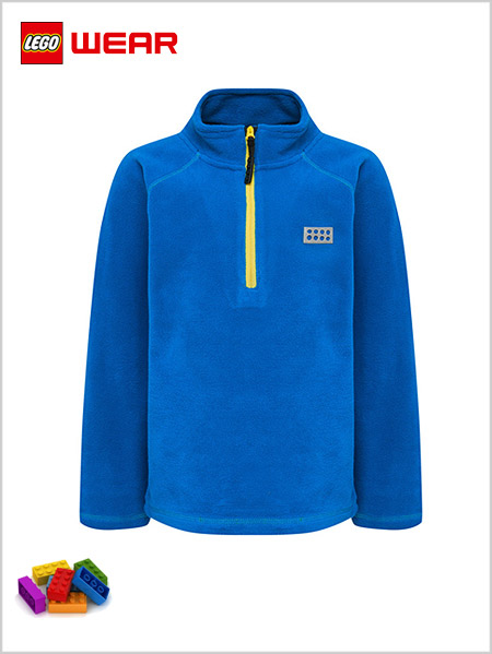 Child / Junior - Siam 703 fleece - Blue