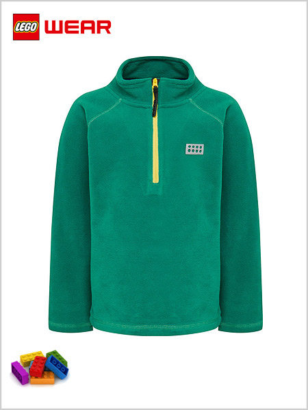 Child / Junior - Siam 703 fleece - Green