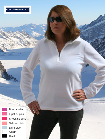 Ladies CMP fleece top (only size 8 now left)