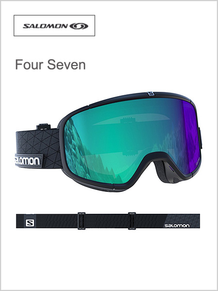 Four Seven - blue photochromic lens
