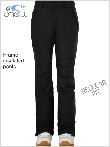 Frame insulated pant (only UK 14 now left)