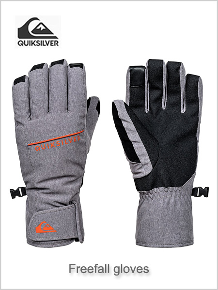 Freefall gloves