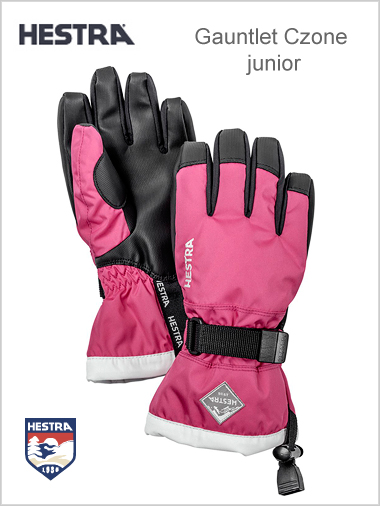 Child - junior: Gauntlet Czone JNR - pink  (ages 4 - 12)