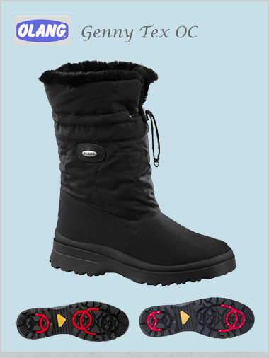 Genny Tex snow boot with OC
