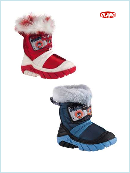 Goku snow boot - baby / child