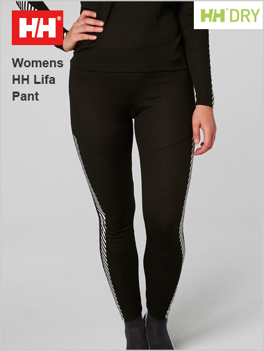 NEW HH Womens Lifa pant
