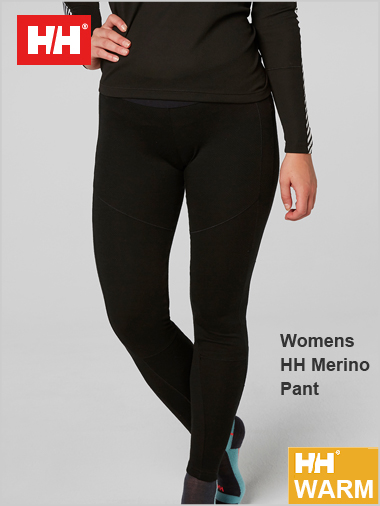 NEW HH Womens Lifa Merino pant