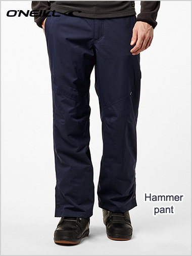 Hammer pant - Ink blue