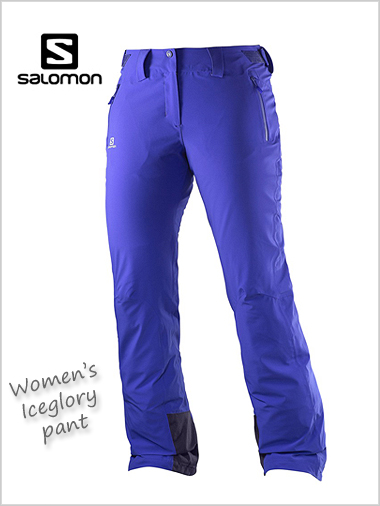 Iceglory pant women - Phlox Violet (only UK 12-14 left)
