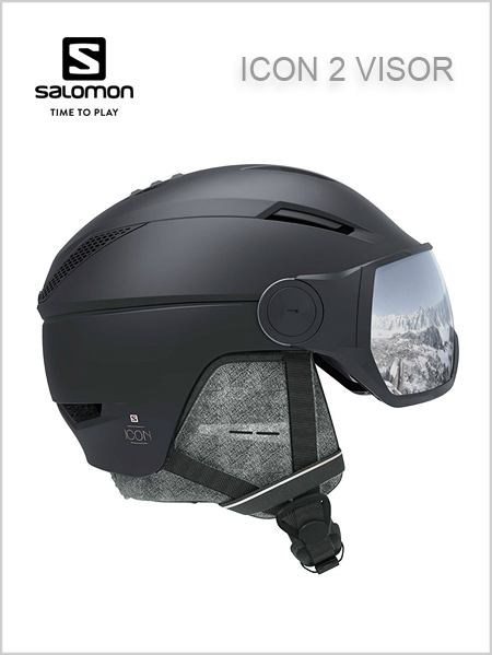Icon 2 Visor womens helmet