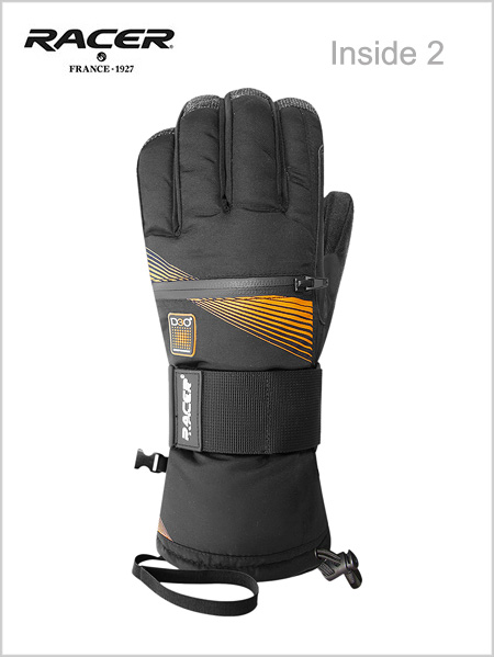 Snowboard gloves: Inside 2 (Gore Tex & D30)