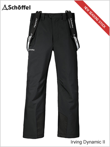 "Irving Dynamic II pant - black (only 40"" now left)"