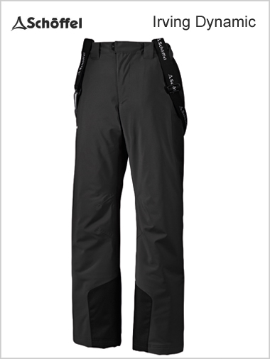 Irving Dynamic pant - black (only 34 reg now left)