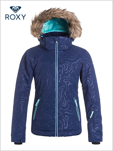 Ages 14-16: Jet Ski Solid girl jacket