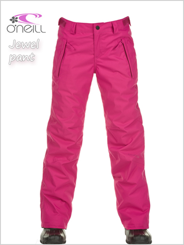 Ages 12-16: Jewel pant - Framboise pink