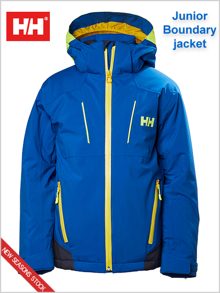 Ages 12: Junior Boundary jacket