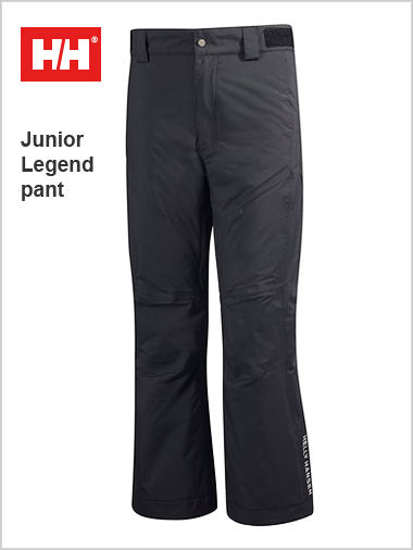 Ages 16: Junior Legend pant - Black