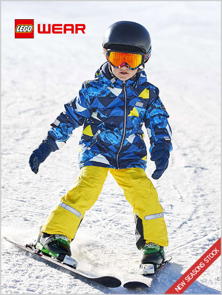 Age 4-8: Jordan 721 - LEGO® Wear Tec boys jacket