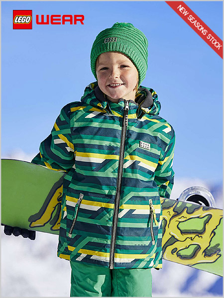 Age 6-10: Jordan 723 - LEGO® Wear Tec boys jacket