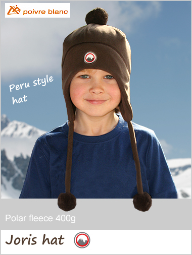 Joris boys peru hat - toddler / child