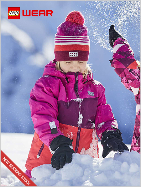 Age 4-8: Josefine 711 - LEGO® Wear Tec girls jacket