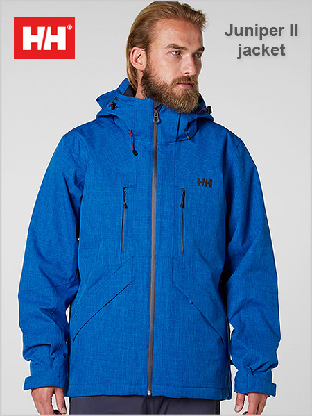 Juniper II Jacket - Olympian blue