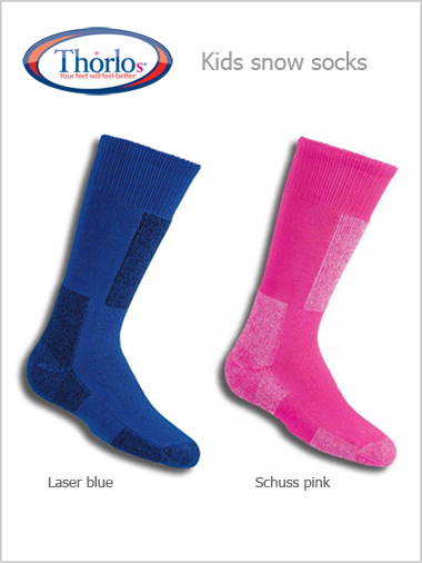 Thorlos Kids snow socks