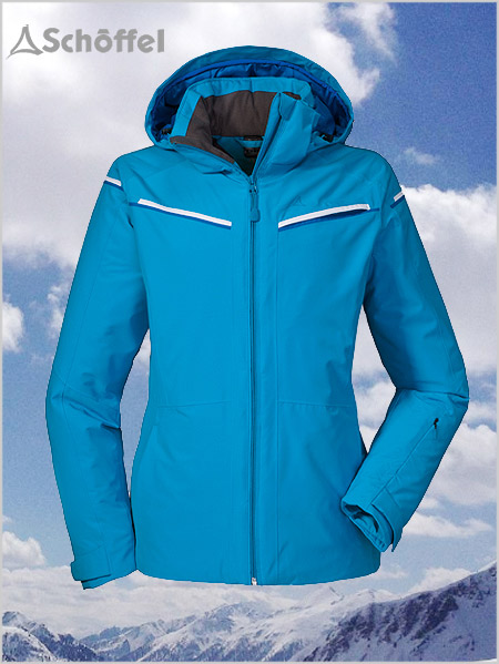 Karthago ZipIn ski jacket with Salto fleece (sizes 22 - 26)