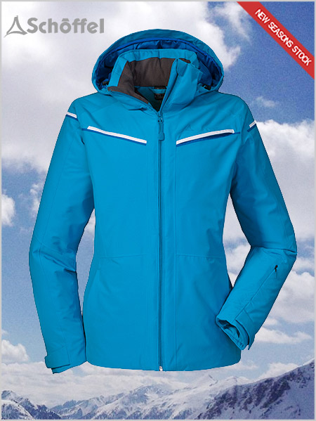 Karthago ZipIn ski jacket with Salto fleece (size 20+)