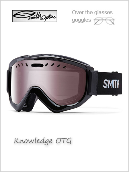Knowledge OTG - black with Ignitor mirror lens