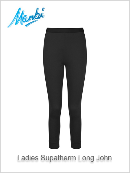 Ladies fit Supatherm thermal long john