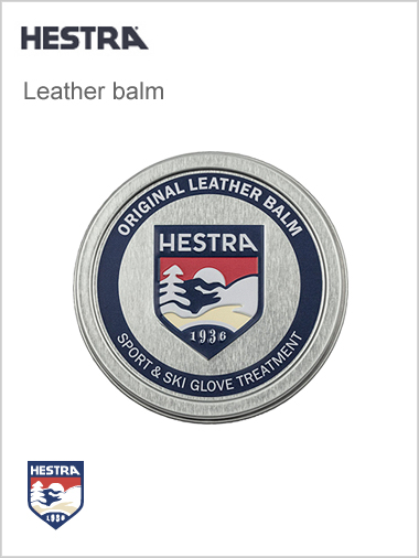 Leather care balm - Hestra