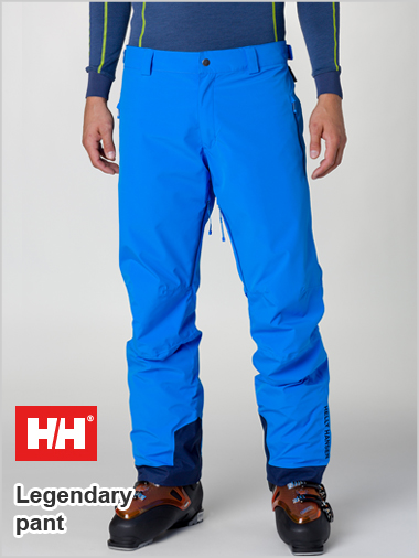 Legendary pant Racer blue (only XL now left)