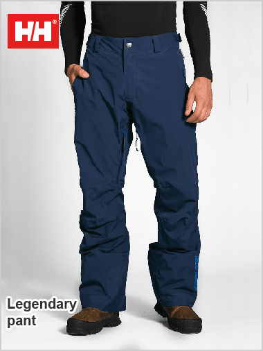 Legendary pant Evening blue (only L and 2XL)