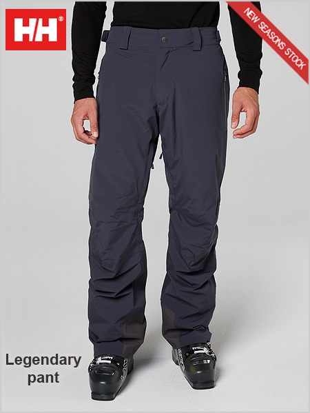 Legendary pant Graphite blue