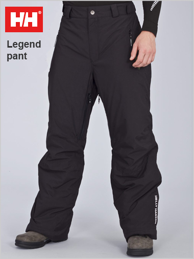 Legend pant - Black (only Small left)