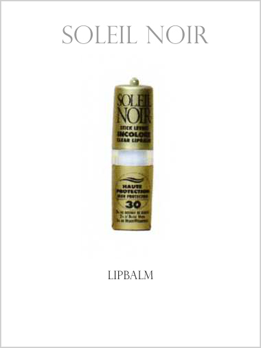 Factor 30 lipbalm - clear