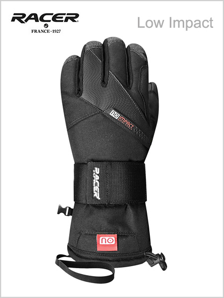 Snowboard gloves: Low Impact