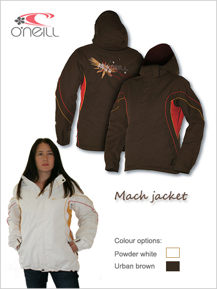 Launch - Mach jacket