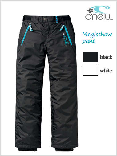 Ages 16: Magicshow pant - black