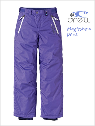 Ages 10-16: Magicshow pant - purple