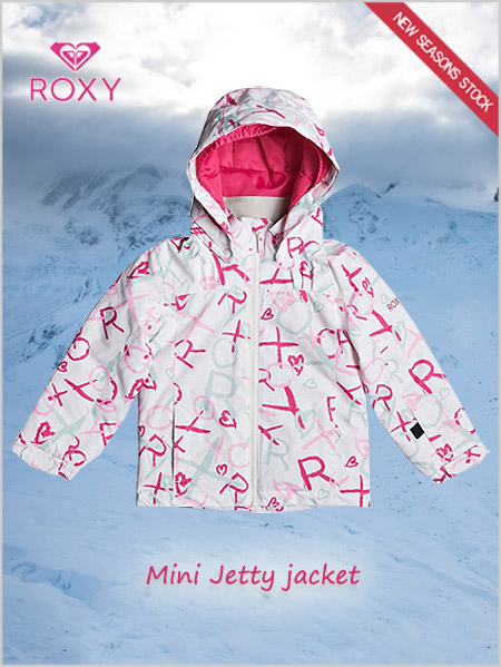 Age 3-7: Mini Jetty Jacket - Bright white school day