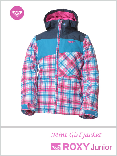 Ages 10-12: Mint Girl jacket