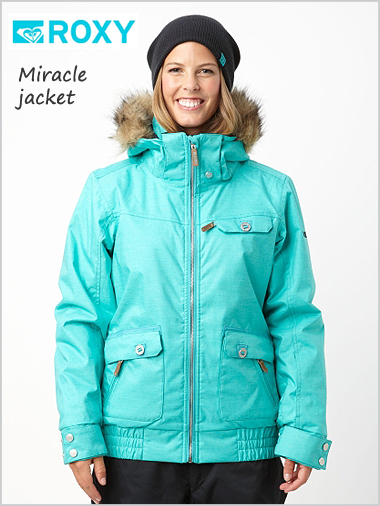 Miracle jacket - Ceramic