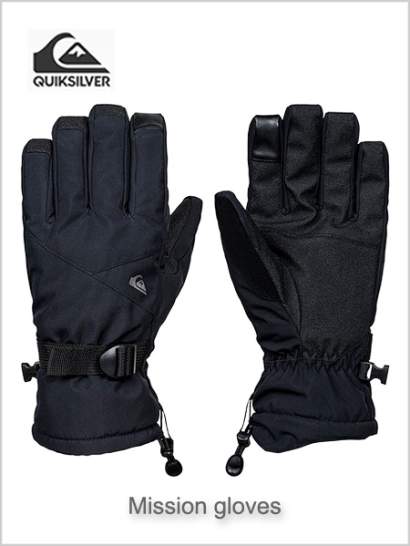 Mission gloves (only L now left)