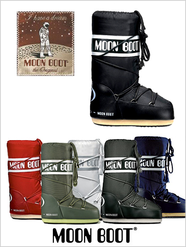 Original Moon Boot - larger sizes