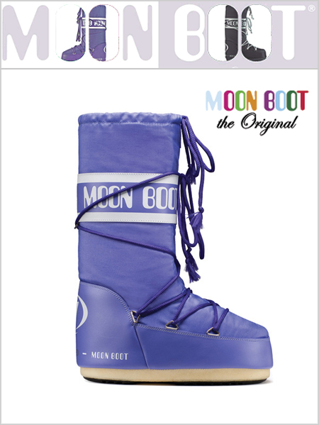 Original Moon Boot - Periwinkle