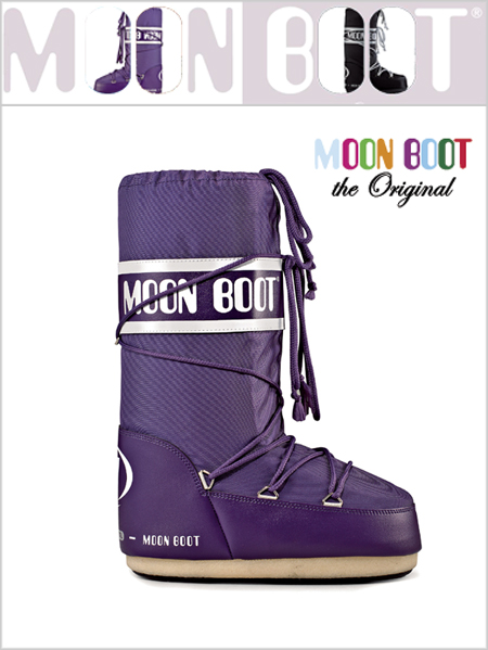 Original Moon Boot - Violet